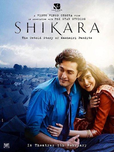 Shikara (2020) Hindi 480p HDRip x264 400MB ESubs MovCr
