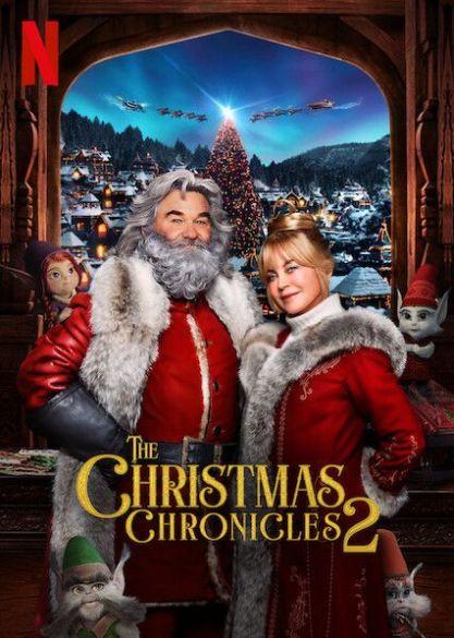 Kronika świąteczna 2 / The Christmas Chronicles 2 (2020) PL.NF.WEB-DL.x264.DDP5.1-MXFiLMS / Dubbing PL