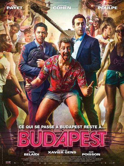Budapeszt / Budapest (2018) PL.WEB-DL.XviD-K83 | Lektor PL