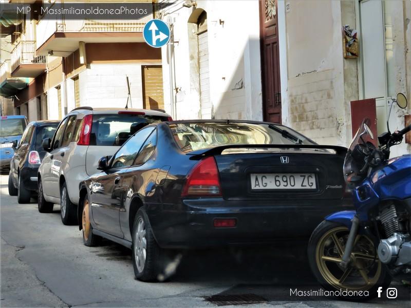 Auto Abbandonate - Pagina 9 Honda-Prelude-2-0-133cv-95-AG690-ZG
