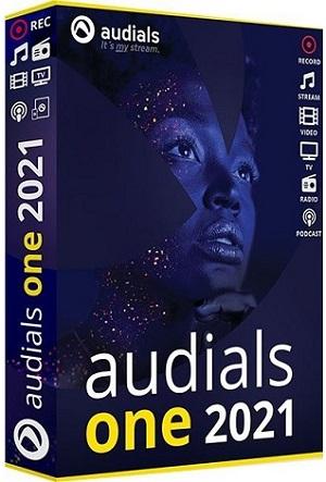 Audials One Platinum 2021.0.89.0 [32/64][Radio, Podcast & Music TV][Multi][VS]