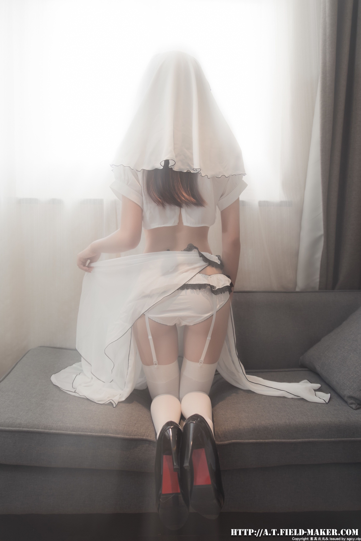 Tsubaki Album vol.010 White Nun ホワイトシスター(白修女) 031