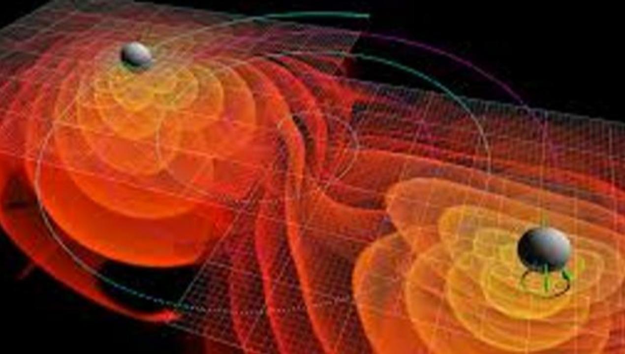 ¡Sorpresa! Las ondas gravitacionales dejan