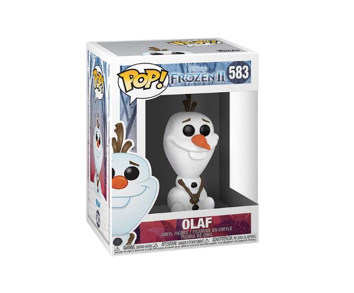 Olaf, Frozen 2, Lego