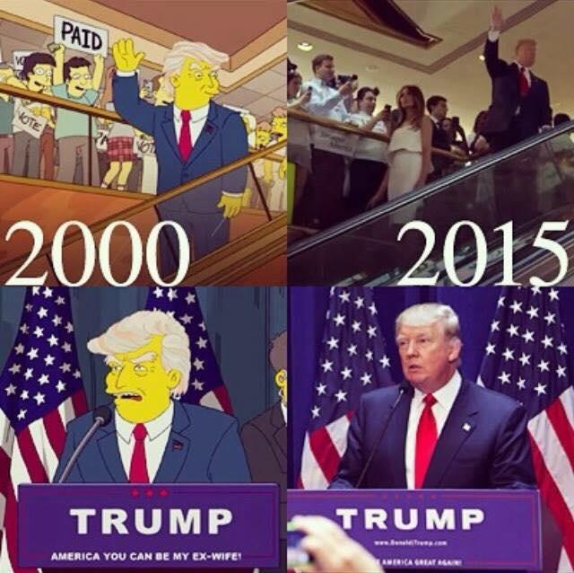 БРЭДЛИ ЛЮБЯЩИЙ - МОЖЕТЕ ЛИ ВЫ СПРАВИТЬСЯ С ПРАВДОЙ? Simpsonstrumpepisode2000