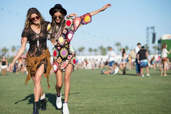 Dress For a Festival