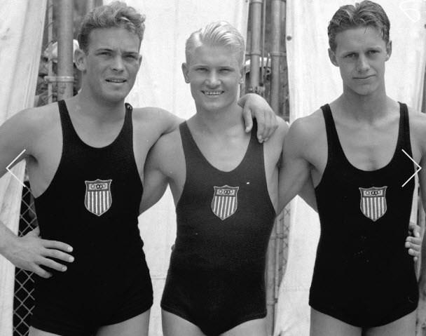 U.S. Diving 1932 Olympics
