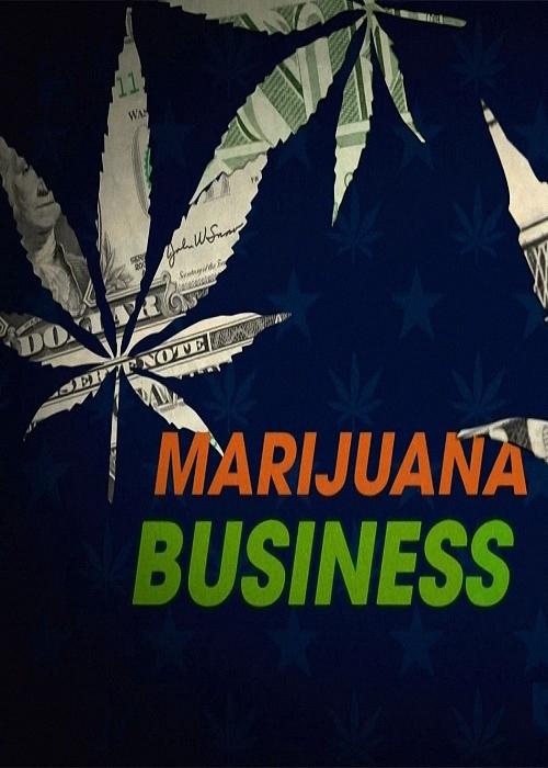 Marihuana - nowy biznes / Marijuana Business (2017) PL.1080i.HDTV.h264-X /  Lektor PL