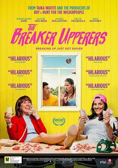 Zrywaczki / The Breaker Upperers (2018) PL.BDRip.XviD-KiT | Lektor PL