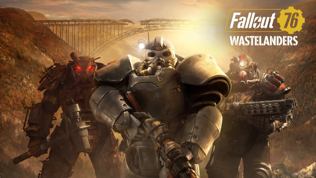 FALLOUT 76 Wastelanders Update Finally Arrives; Introduces NPC Characters, Battle Royale Mode, & More