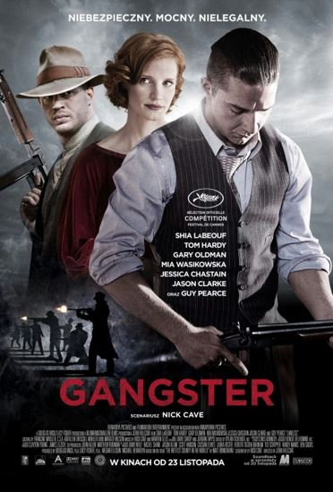 Gangster / Lawless (2012) PL.BRRip.XviD-GR4PE | Lektor PL