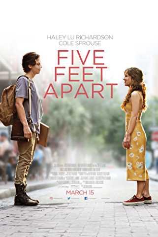 Five Feet Apart 2019 Download English 720p