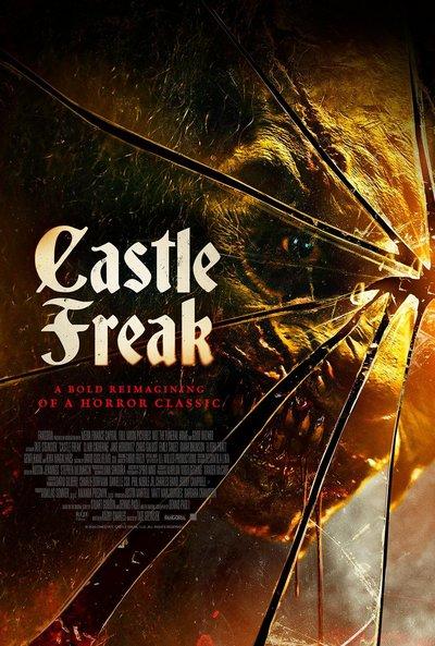 Castle Freak (2020) English Movie 720p HDRip 800MB Watch Online