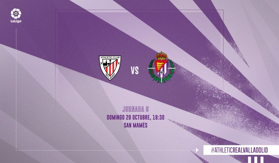 Athletic Club de Bilbao - Real Valladolid. Domingo 20 de Octubre. 18:30 - Página 2 ATH-RVD