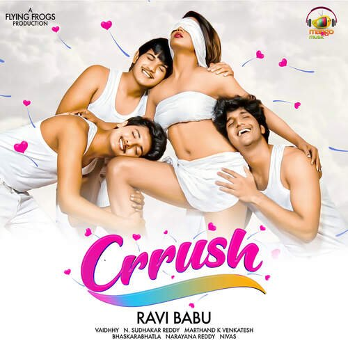 18+ Crrush 2021 Telugu Movie 720p HDRip 900MB Download