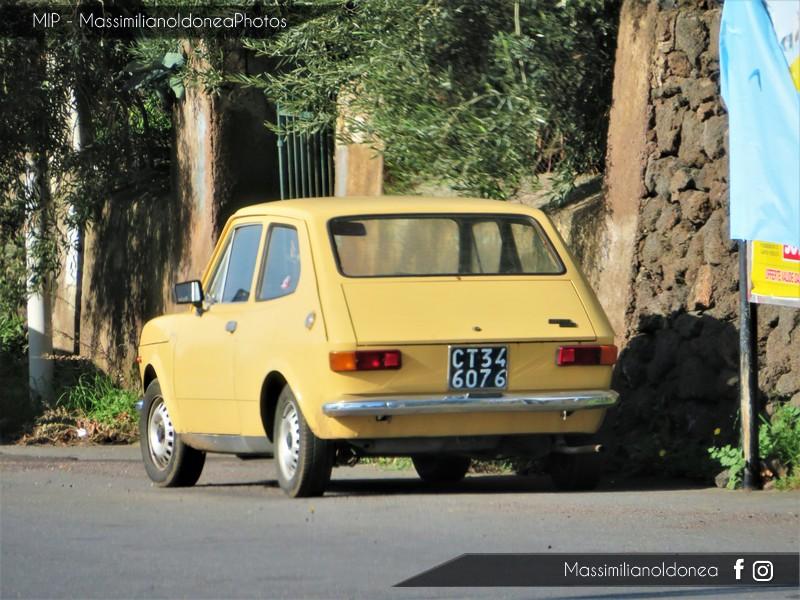 avvistamenti auto storiche - Pagina 2 Fiat-127-900-74-CT346076-2
