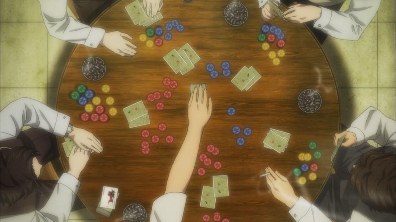 Joker Game (2016) [720p Dual] [ZP]