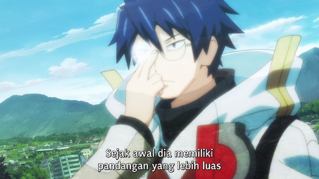 Log Horizon Season 3 Episode 5 Subtitle Indonesia