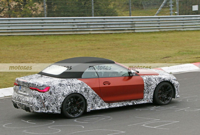 2020 - [BMW] M3/M4 - Page 23 Bmw-m4-cabrio-2021-fotos-espias-nurburgring-202071811-1602590043-9