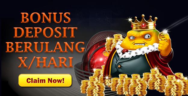 Bonus Deposit BerXX