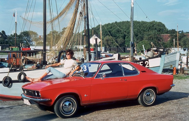 Comme il y a 50 ans : l'Opel Manta retrouve Timmendorfer Strand Opel-Manta-18351