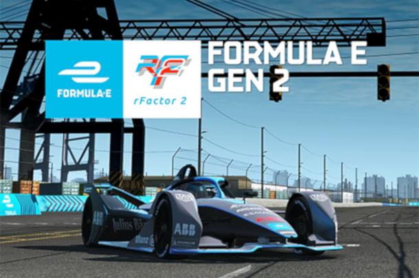 rFactor2. Релиз второго поколения машин Formula E