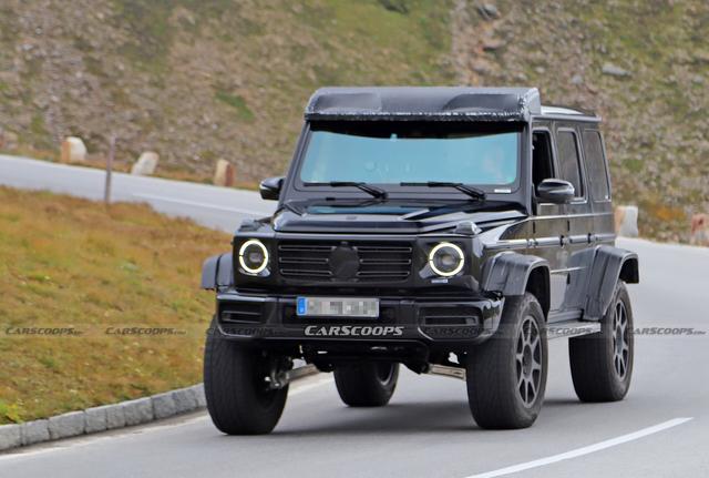 2017 - [Mercedes-Benz] Classe G II - Page 10 8338-EAA1-D893-4-DDE-A437-A84-A0-AA62555