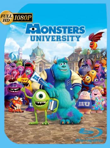Monsters University (2013) BRRip [1080p] Latino [GoogleDrive]