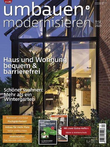 Umbauen und Modernisieren Magazin No 11-12 2021