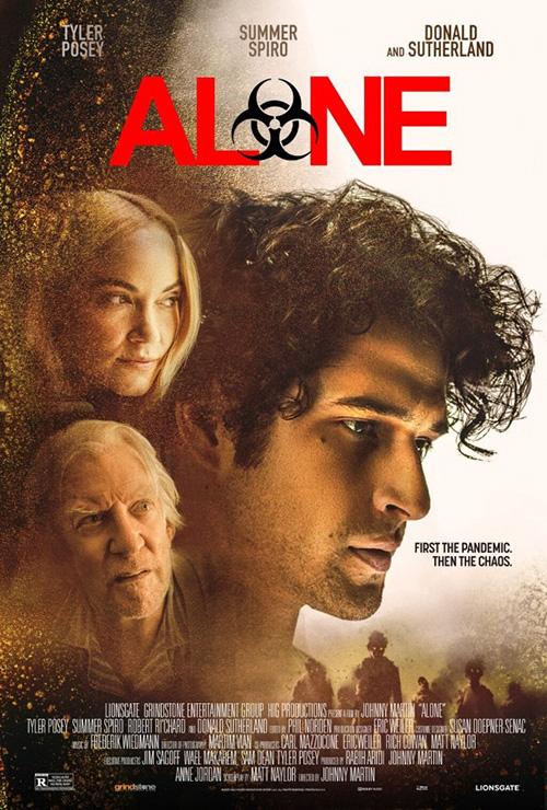 Alone | 2020 | m720p - m1080p | BluRay | Türkçe Altyazılı | Tek Link