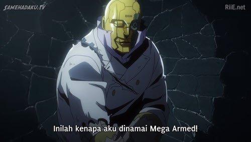 No Guns Life Episode 8 Subtitle Indonesia