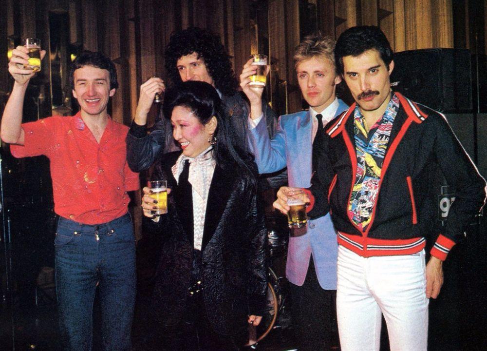 Как «Led Zeppelin», «Queen», Дэвид Боуи и другие рок-звёзды ездили по Японии в 1970-80-х годах 13