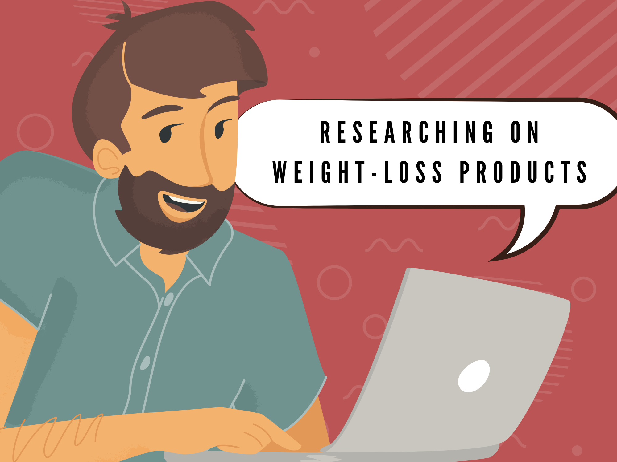 Researching-on-Weight-Loss-Products