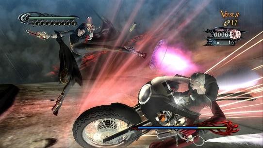 那份極致快感登上PlayStation®4! 『BAYONETTA&VANQUISH』決定於3月10日(二)開始預購!  2