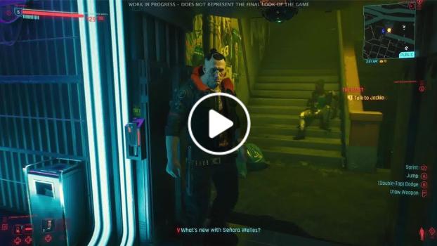 《電馭叛客2077》26分鐘全新演示影像 Image