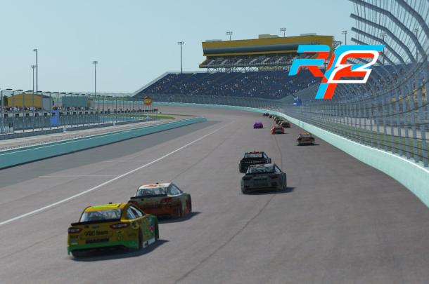 Прямая трансляция финального этапа VRC NASCAR 2021