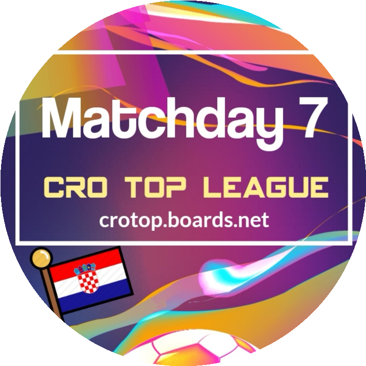 <p><strong>Matchday 7 is on Wed and Thu!</strong></p>