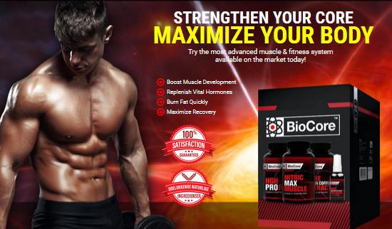 Biocore-Nitric-Max-Muscle-Pills