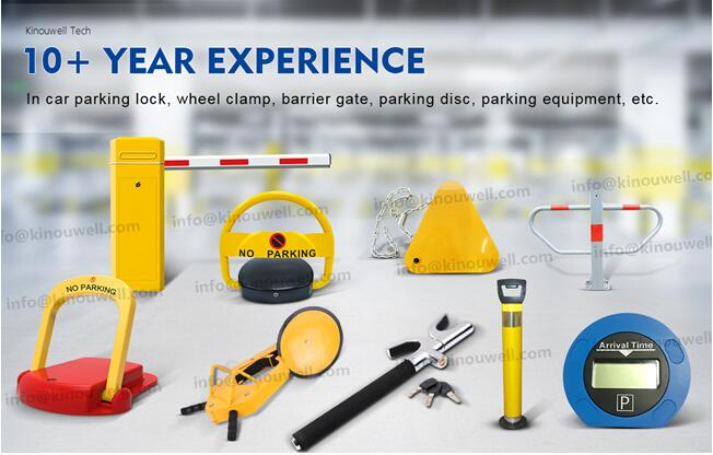 Leading Car Parking Equipment Manufacturer Announces To Supply Parking Lock, Wheel Clamp & Lots More