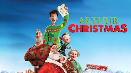 Arthur Christmas online