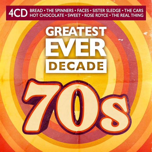 Greatest Ever Decade The Seventies (2021)