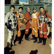 star Tours Opening pilots