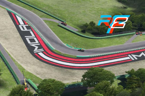 VRC VTTC 2020 - Round 1 - Imola