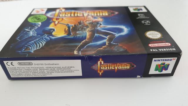 [VDS] Date limite 6 février: jolis Jeux Megadrive et Nintendo (Game Boy, Nintendo 64, ...) N64-castlevania-05