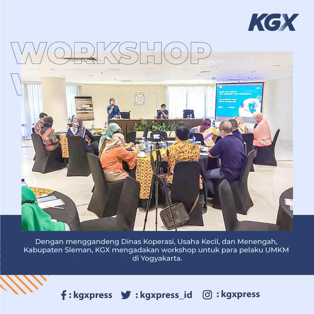 Workshop KGX 2