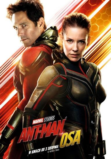 Ant-Man i Osa / Ant-Man and the Wasp (2018) PL.BDRip.XviD-KiT | Lektor PL