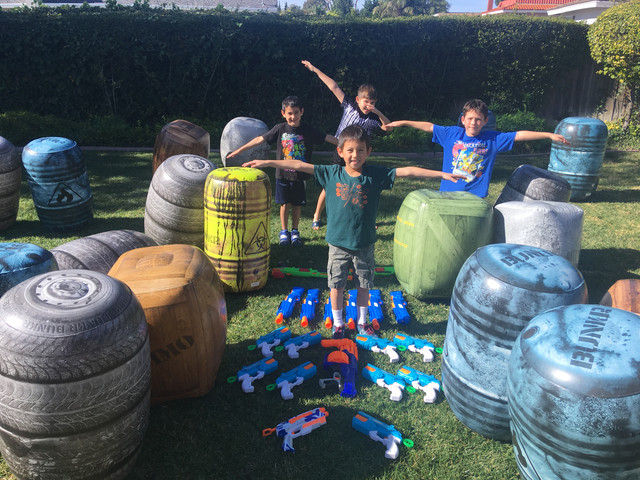 Nerf-Gun-Party-in-Rancho-Palos-Verdes-Los-Angeles-County