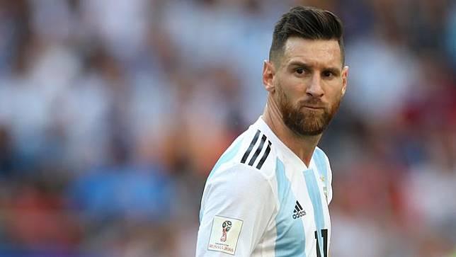 Lionel Messi Kembali ke Timnas Argentina