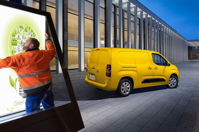 Electrique et pratique : le nouveau fourgon compact Opel Combo-e Cargo Cargo 07-Opel-Combo-e-Cargo-514052
