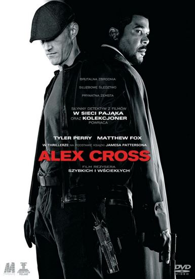 Alex Cross (2012) PL.BRRip.XviD-GR4PE   Lektor PL